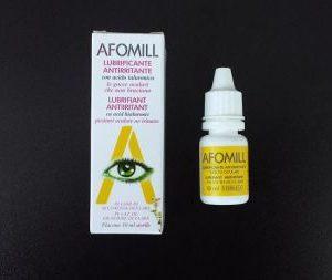 afomill_lubrifiant_antiiritant_flacon_10_ml_galben_lacrimi_artificiale