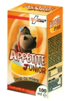 Apetit junior miere 100ml – farmaclass 1
